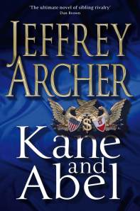 Kane and Abel Book Cover