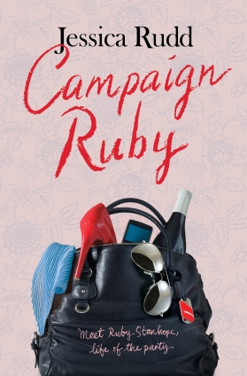 Campaign Ruby Book Cover