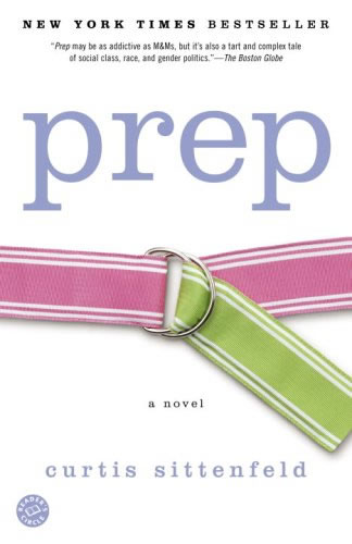 Prep book cover