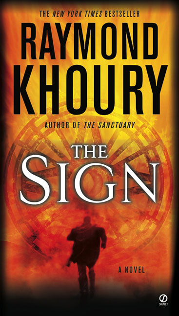 The Sign Book Cover