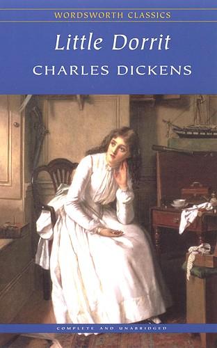 Little Dorrit book cover image
