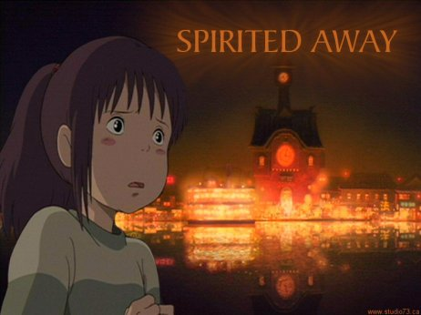 Spirited Away Movie Image