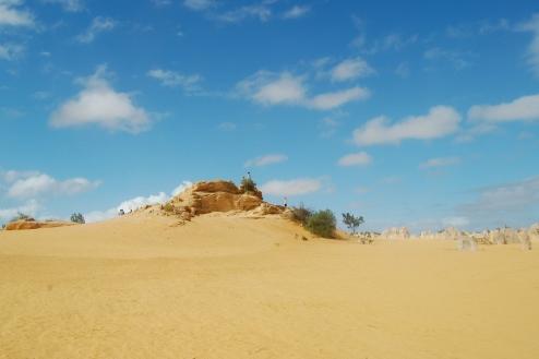 The Pinnacles in Cervantes