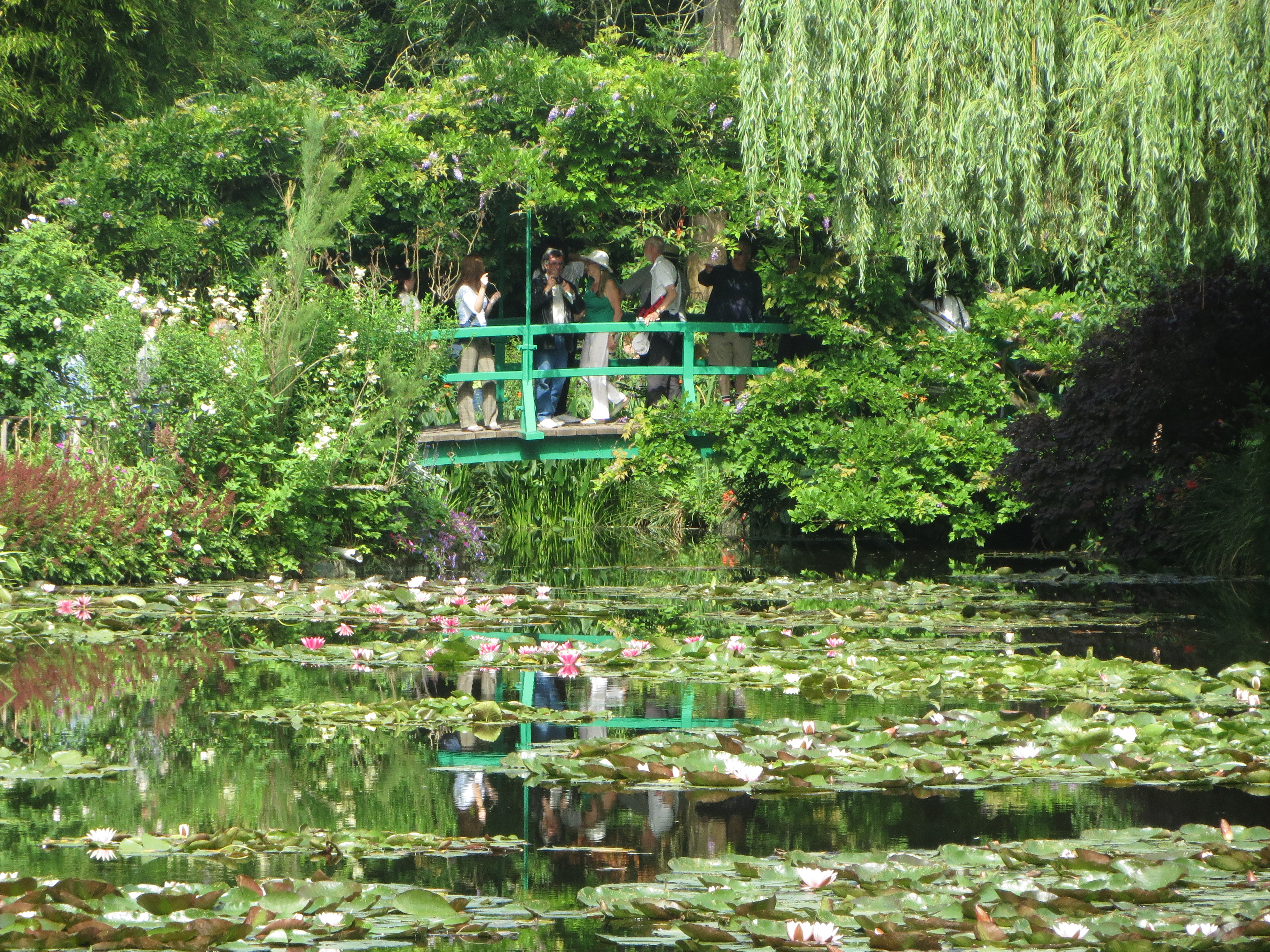Claude Monet\'s Garden in Giverny | Between You and Me