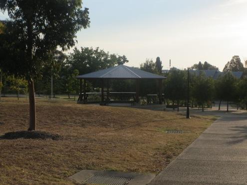 Park Gazebo