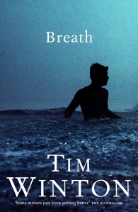 Book Cover of Tim Winton's Breath