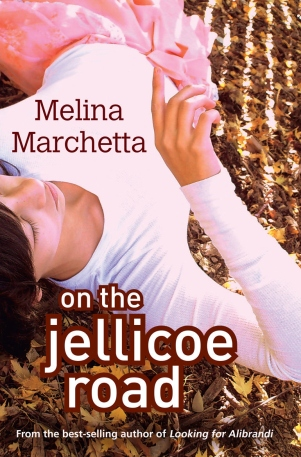 On the Jellicoe Road Book Cover