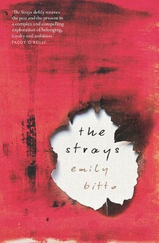 The Strays Book Cover