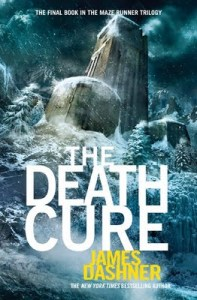 The_Death_Cure book cover